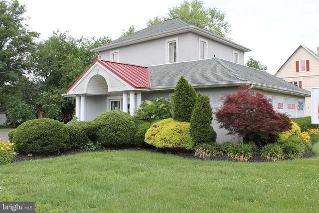 816 Route 130 Highway S, BURLINGTON, NJ 08016 (#NJBL400144) :: The Schiff Home Team