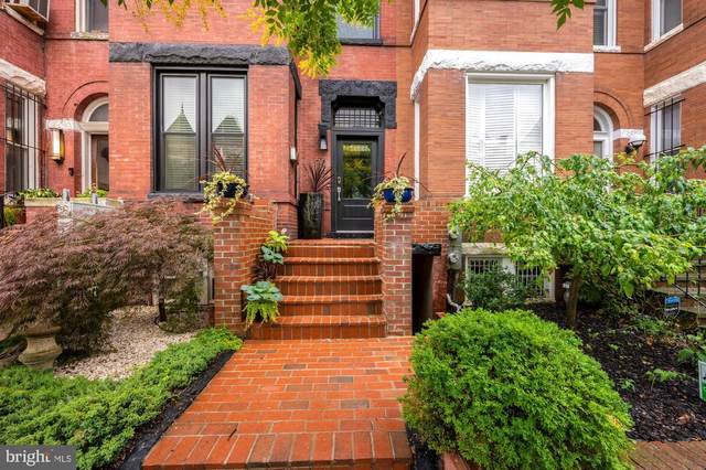 70 Seaton Place NW, WASHINGTON, DC 20001 (#DCDC526770) :: Sunrise Home Sales Team of Mackintosh Inc Realtors
