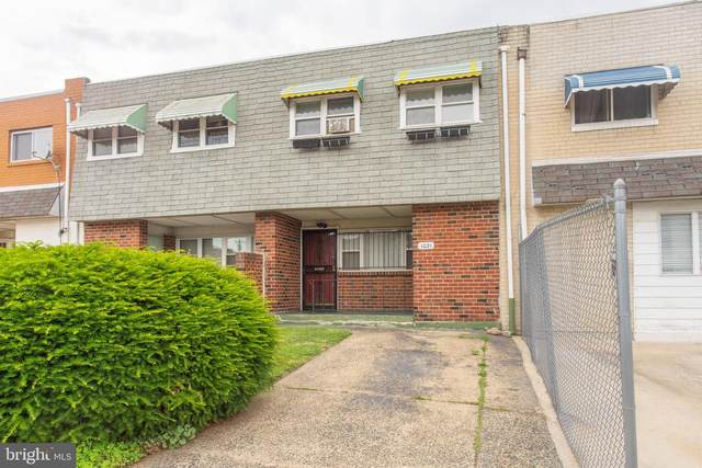 1021 W Oxford Street, PHILADELPHIA, PA 19122 (#PAPH1027920) :: Jason Freeby Group at Keller Williams Real Estate