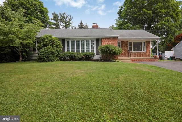 215 Roberts Lane, MOUNT LAUREL, NJ 08054 (#NJBL400158) :: Linda Dale Real Estate Experts