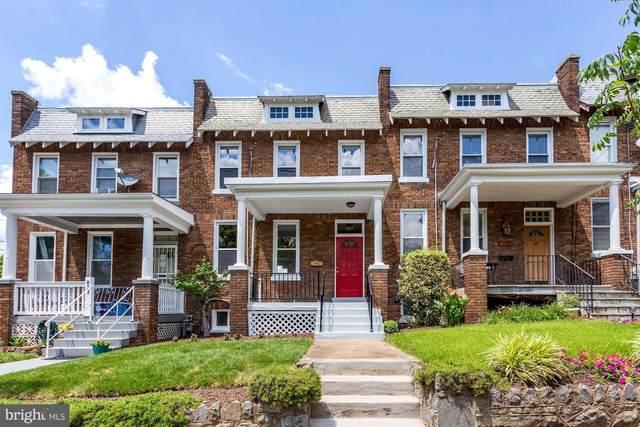 821 Buchanan Street NW, WASHINGTON, DC 20011 (#DCDC526792) :: Crossman & Co. Real Estate