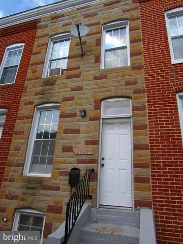 2923 Miles Avenue, BALTIMORE, MD 21211 (#MDBA555244) :: The Mike Coleman Team