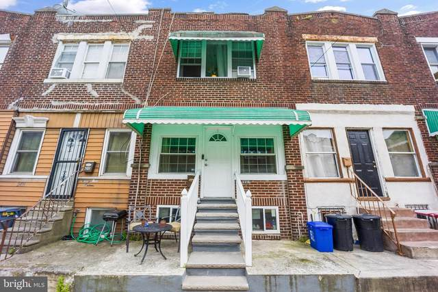 2418 Fitzgerald Street, PHILADELPHIA, PA 19145 (#PAPH1028010) :: Mortensen Team