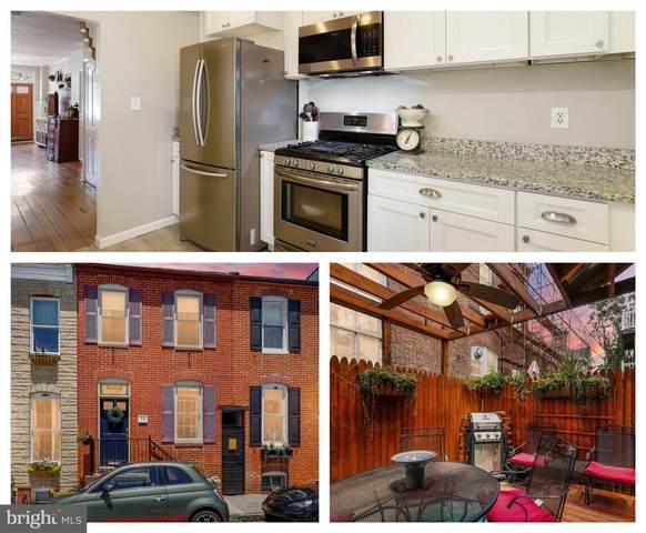 34 Poultney Street, BALTIMORE, MD 21230 (#MDBA555262) :: Potomac Prestige