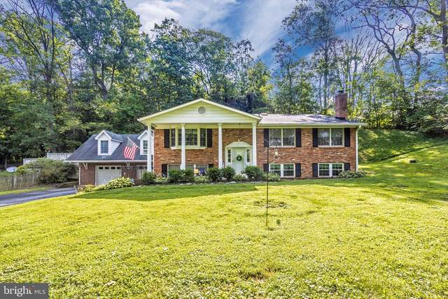 11606 Old Annapolis Road, FREDERICK, MD 21701 (#MDFR284348) :: AJ Team Realty