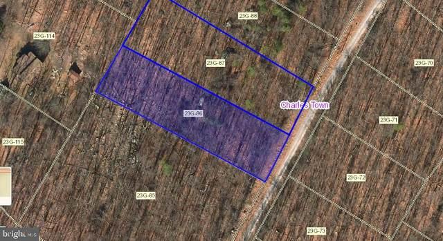 LOT 46 Moonridge, HARPERS FERRY, WV 25425 (#WVJF143008) :: The Sky Group
