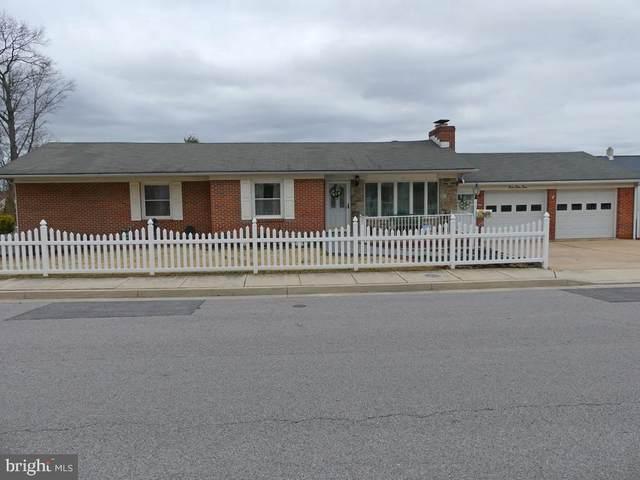 354 Montrose Avenue, BALTIMORE, MD 21221 (#MDBC532840) :: Cortesi Homes