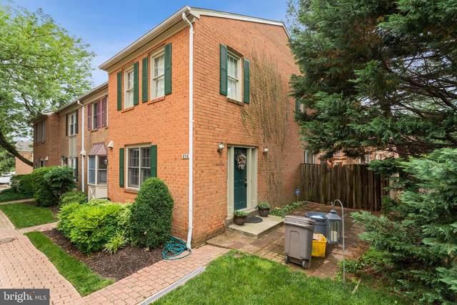 836 Frederick, ARLINGTON, VA 22205 (#VAAR183522) :: Crews Real Estate