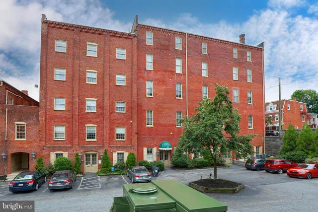 231 Shippen Street N #424, LANCASTER, PA 17602 (#PALA184056) :: TeamPete Realty Services, Inc