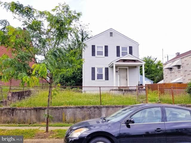 909 E Jeffrey Street, BALTIMORE, MD 21225 (#MDBA555288) :: The Schiff Home Team