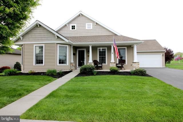 741 Heather Ridge, MANHEIM, PA 17545 (#PALA184060) :: Flinchbaugh & Associates