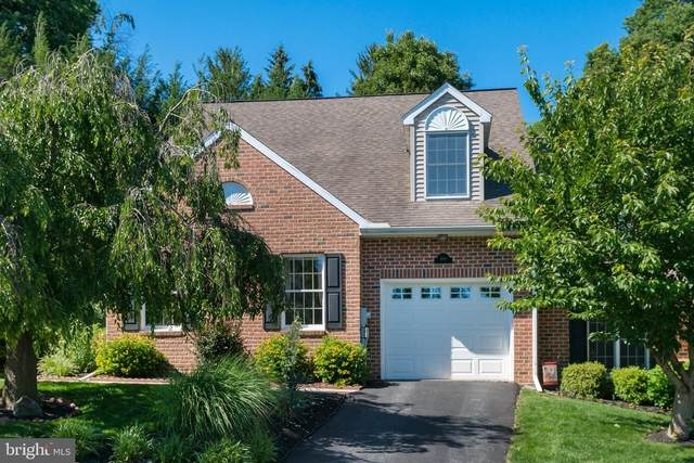 408 Hillside, MOUNTVILLE, PA 17554 (#PALA184066) :: Realty ONE Group Unlimited