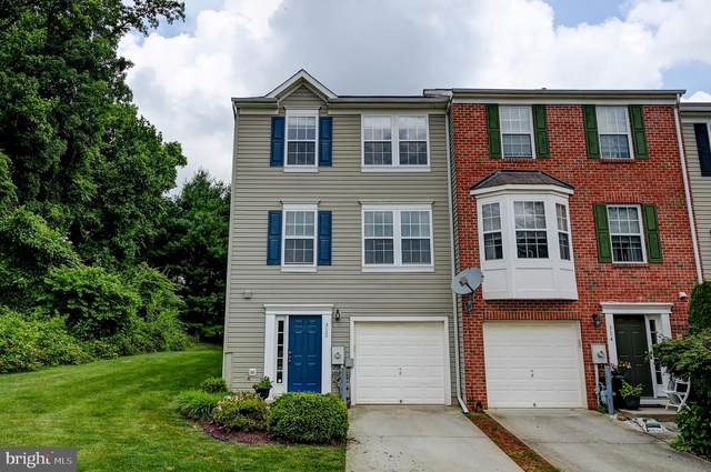 312 Betty Court, FOREST HILL, MD 21050 (#MDHR261322) :: ExecuHome Realty