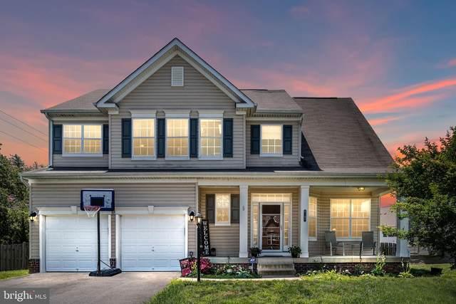 5187 Pickering Lane, WOODBRIDGE, VA 22193 (#VAPW525802) :: Crossman & Co. Real Estate