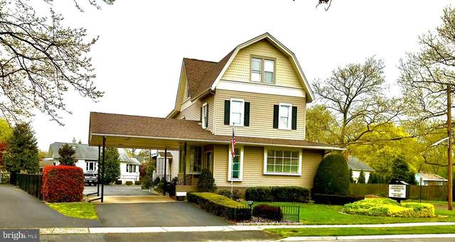 829 Cinnaminson Avenue, PALMYRA, NJ 08065 (MLS #NJBL400210) :: The Dekanski Home Selling Team