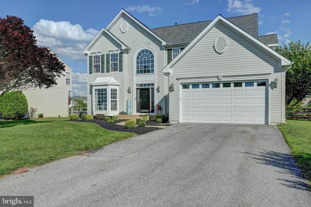 509 Silverhill Crossing, MIDDLETOWN, DE 19709 (#DENC528952) :: Bright Home Group