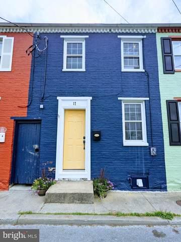 17 Degrange Street, FREDERICK, MD 21701 (#MDFR284360) :: Sunrise Home Sales Team of Mackintosh Inc Realtors