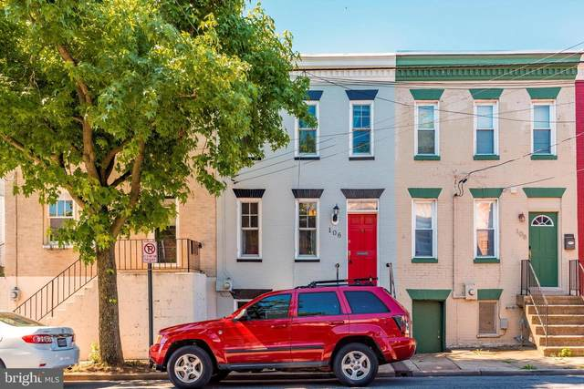 106 W 5TH, FREDERICK, MD 21701 (#MDFR284364) :: Shamrock Realty Group, Inc