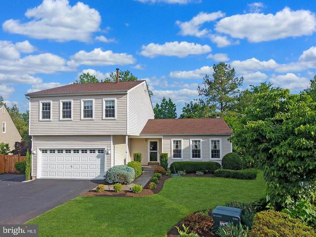 14401 Filly Court, CENTREVILLE, VA 20120 (#VAFX1209596) :: The Piano Home Group