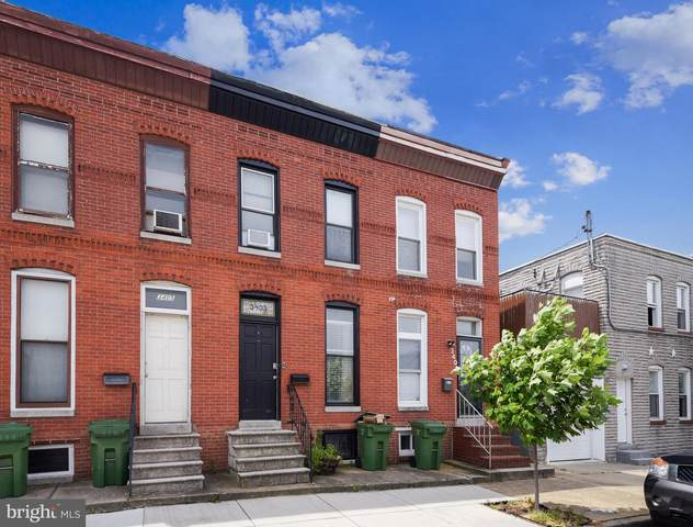 3403 Claremont Street, BALTIMORE, MD 21224 (#MDBA555312) :: The Mike Coleman Team