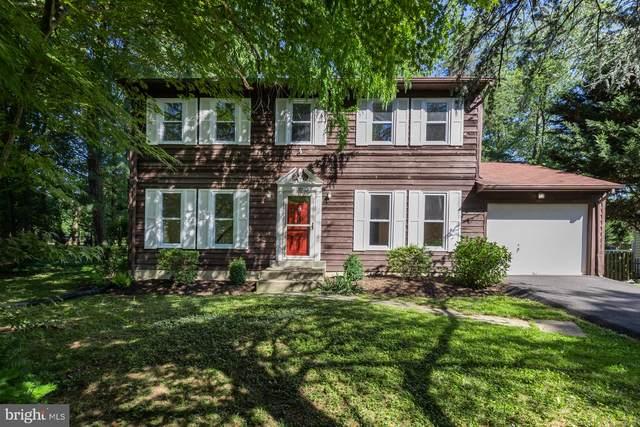 9554 Pine Cluster Circle, VIENNA, VA 22181 (#VAFX1209602) :: Arlington Realty, Inc.