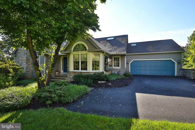 1768 Oak Hill Drive, HUNTINGDON VALLEY, PA 19006 (#PAMC697546) :: Linda Dale Real Estate Experts
