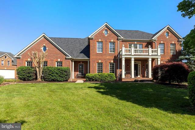 6504 Fawn Hollow Place, CENTREVILLE, VA 20120 (#VAFX1209614) :: Pearson Smith Realty