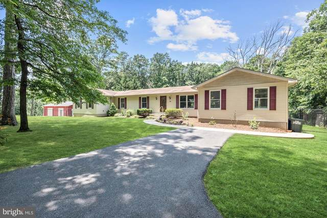 5038 Sidney Road, MOUNT AIRY, MD 21771 (#MDFR284368) :: The Mike Coleman Team
