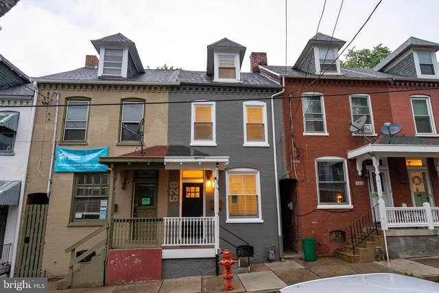 528 Howard Avenue, LANCASTER, PA 17602 (#PALA184082) :: Nesbitt Realty