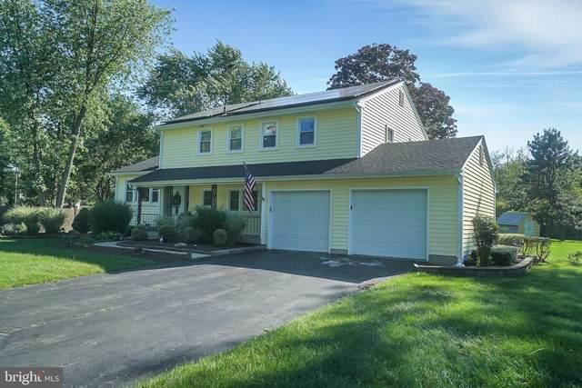 17 Oak Branch Road, EAST WINDSOR, NJ 08512 (MLS #NJME314266) :: The Sikora Group