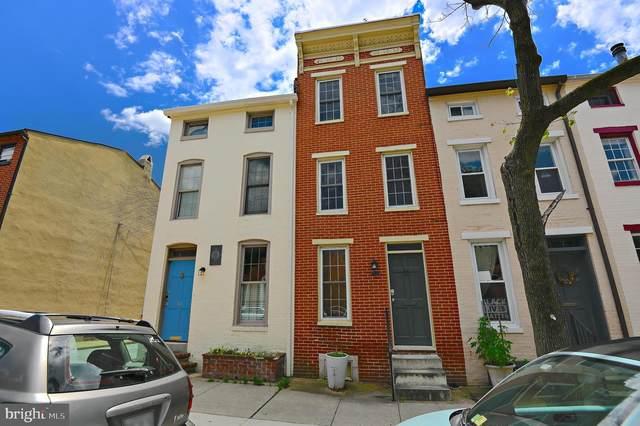 23 E Henrietta Street, BALTIMORE, MD 21230 (#MDBA555326) :: Potomac Prestige