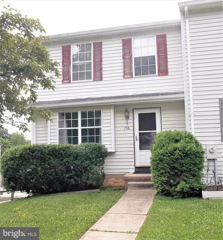 756 Custis Street, ABERDEEN, MD 21001 (#MDHR261332) :: ExecuHome Realty