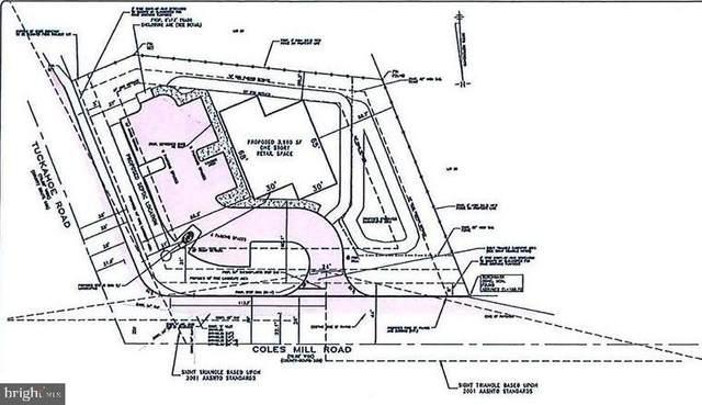 0 Tuckahoe & Coles Mill, FRANKLINVILLE, NJ 08322 (#NJGL277276) :: Colgan Real Estate