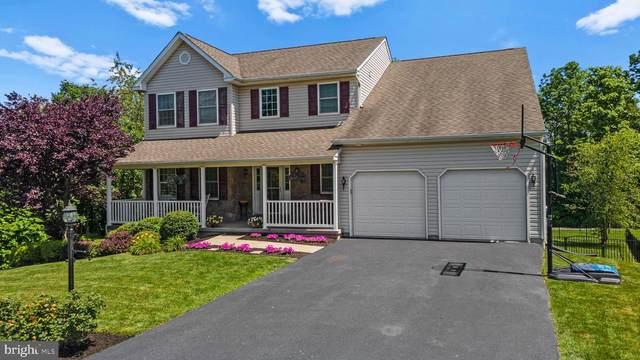 2061 Canyon Creek Rd, GILBERTSVILLE, PA 19525 (#PAMC697558) :: Blackwell Real Estate