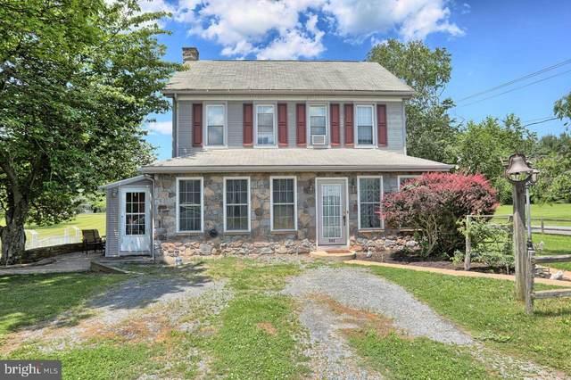 940 Piketown, HARRISBURG, PA 17112 (#PADA134608) :: Iron Valley Real Estate