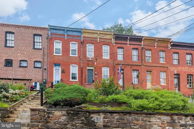 438 Grindall Street, BALTIMORE, MD 21230 (#MDBA555330) :: ExecuHome Realty