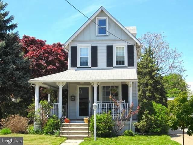 219 W Clements Bridge, RUNNEMEDE, NJ 08078 (MLS #NJCD422452) :: The Dekanski Home Selling Team