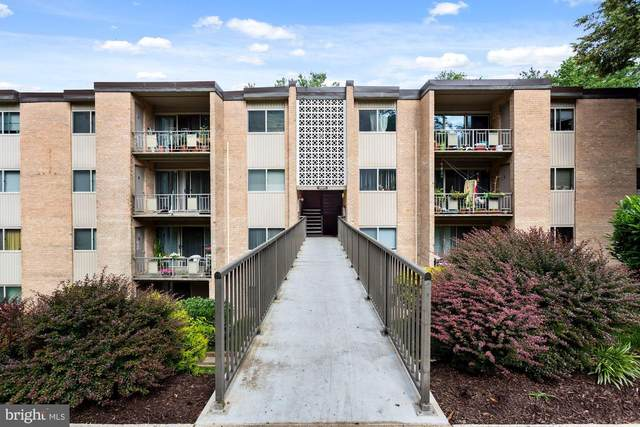5107 Crossfield Court #12, ROCKVILLE, MD 20852 (#MDMC764126) :: The Redux Group