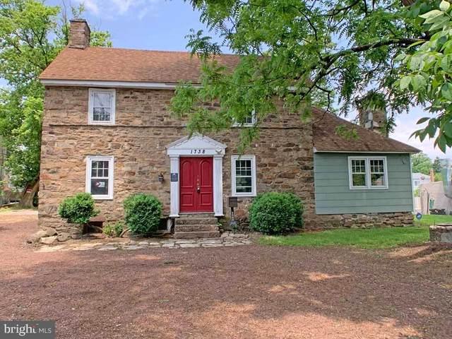 1738 Bridgetown Pike, FEASTERVILLE TREVOSE, PA 19053 (#PABU530458) :: Better Homes Realty Signature Properties