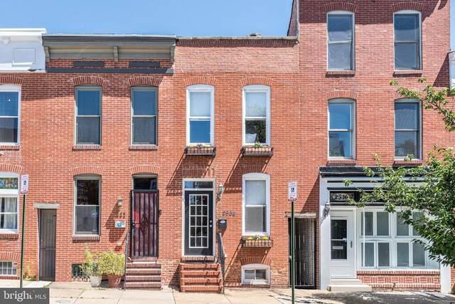 2534 Foster Avenue, BALTIMORE, MD 21224 (#MDBA555338) :: Sunrise Home Sales Team of Mackintosh Inc Realtors