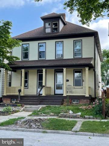 434-434-1/2 S Franklin Street, HANOVER, PA 17331 (#PAYK160552) :: CENTURY 21 Core Partners