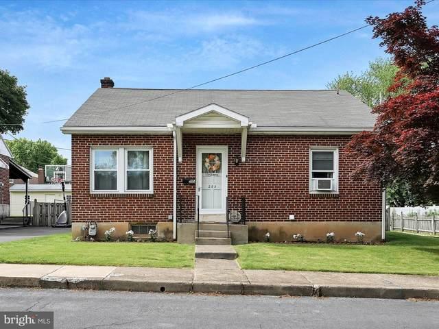 205 Bernhart Avenue, READING, PA 19605 (#PABK379292) :: Colgan Real Estate