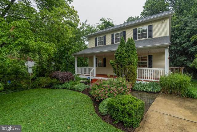 9017 Walden Road, SILVER SPRING, MD 20901 (#MDMC764136) :: The Sky Group