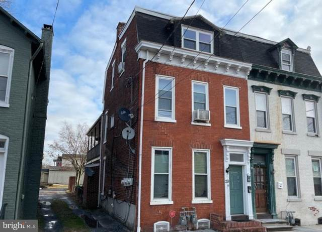 29 N 8TH Street, COLUMBIA, PA 17512 (#PALA184088) :: The Joy Daniels Real Estate Group