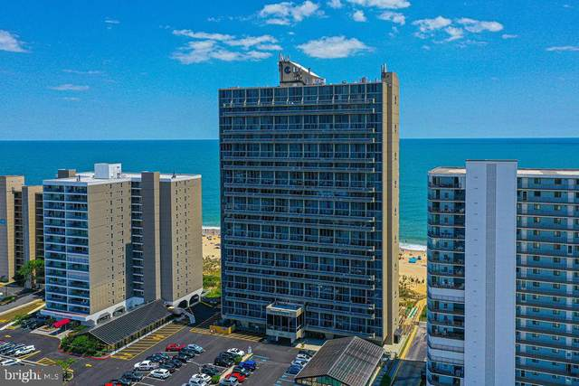 9900 Coastal Highway #708, OCEAN CITY, MD 21842 (#MDWO123238) :: Speicher Group of Long & Foster Real Estate