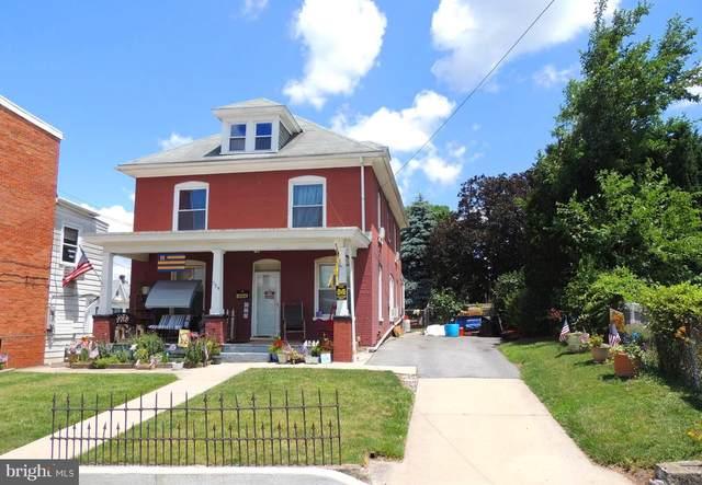 734 Franklin, HAGERSTOWN, MD 21740 (#MDWA180534) :: Eng Garcia Properties, LLC