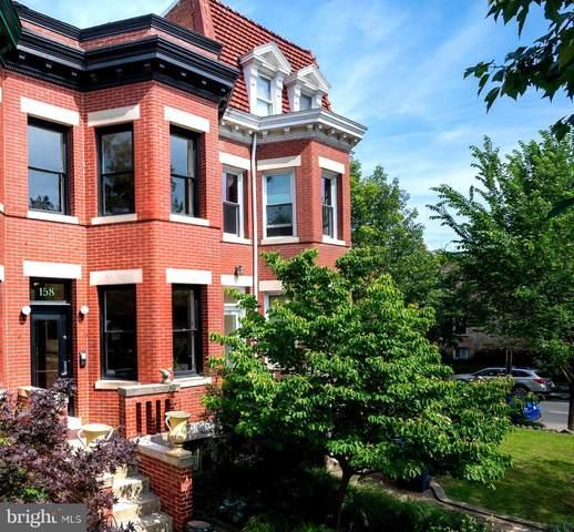 158 12TH Street SE, WASHINGTON, DC 20003 (#DCDC526914) :: Pearson Smith Realty