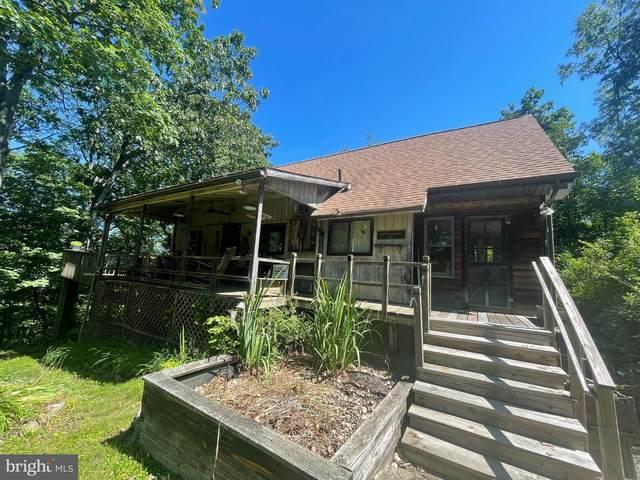 291 Hawks Nest Trail, GERRARDSTOWN, WV 25420 (#WVBE186856) :: The Sky Group