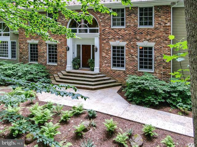 130 Montadale Drive, PRINCETON, NJ 08540 (#NJME314278) :: Erik Hoferer & Associates