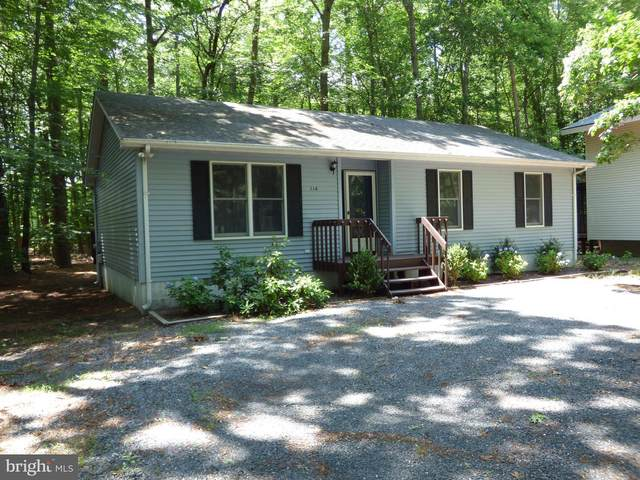 114 Nottingham, OCEAN PINES, MD 21811 (#MDWO123246) :: Speicher Group of Long & Foster Real Estate